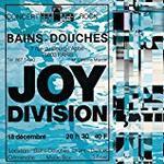 Joy Division - Les Bains Douches [VINYL]